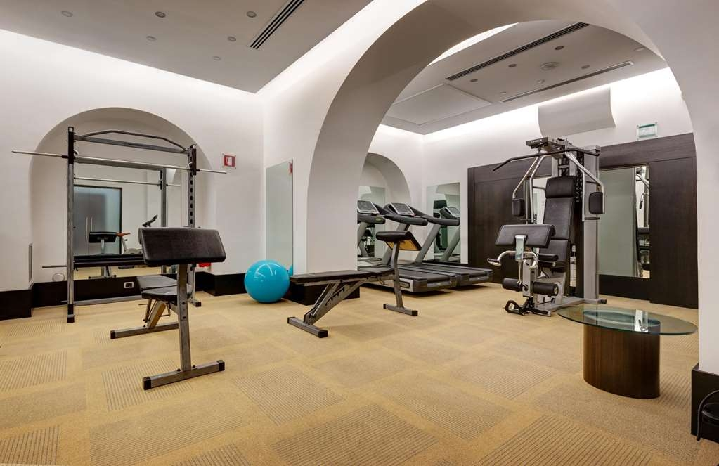 Best Western Plus Hotel Universo - Fitness Center