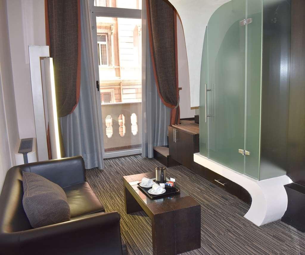 Best Western Plus Hotel Universo - Camere / sistemazione
