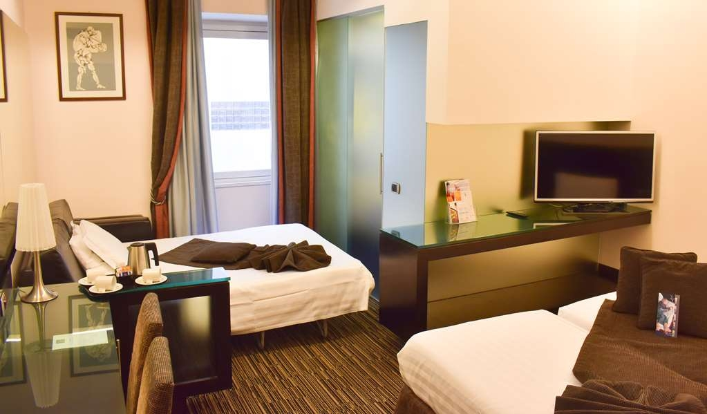 Best Western Plus Hotel Universo - Family Superior Room