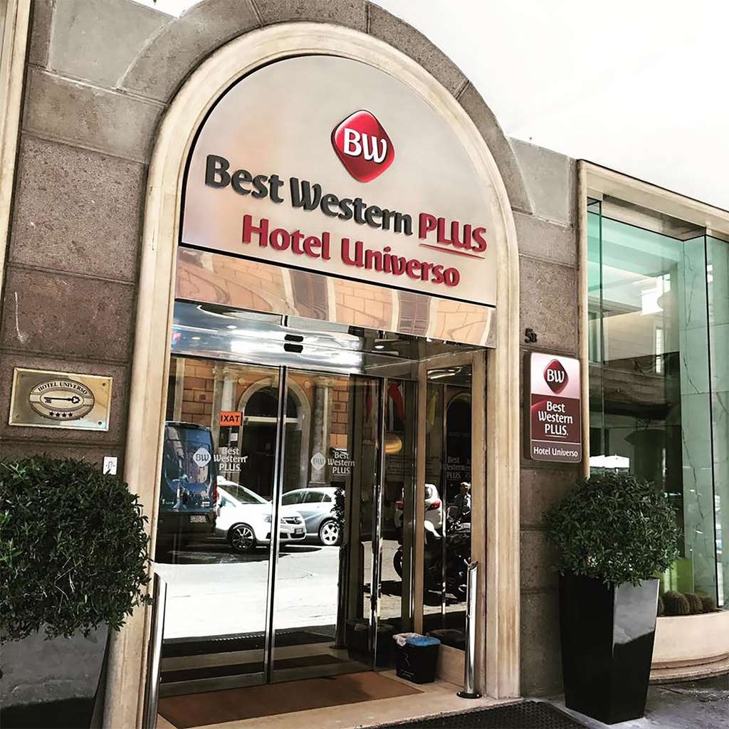 Hotel in Rome | Best Western Plus Hotel Universo