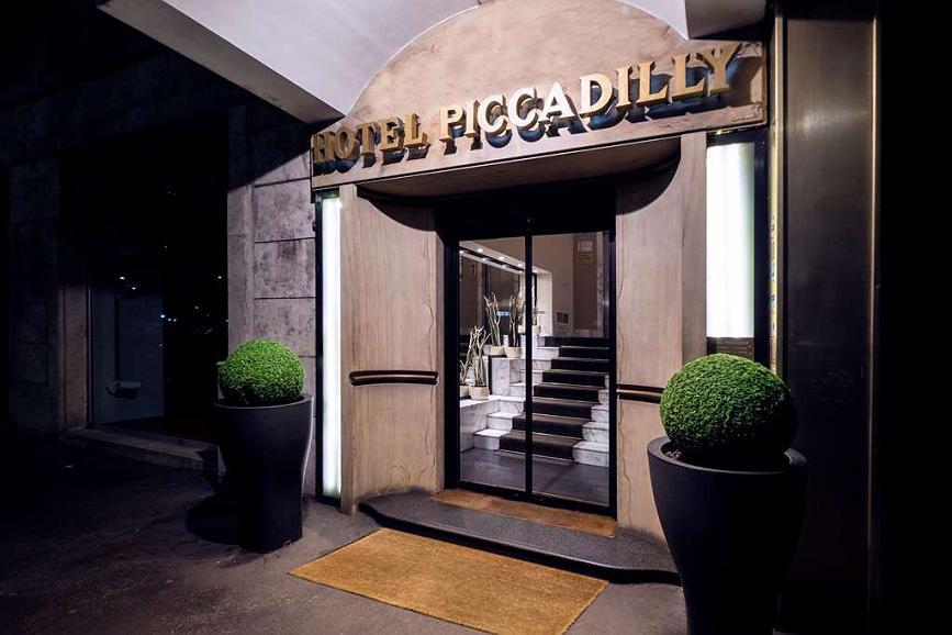 Best Western Hotel Piccadilly - Area esterna