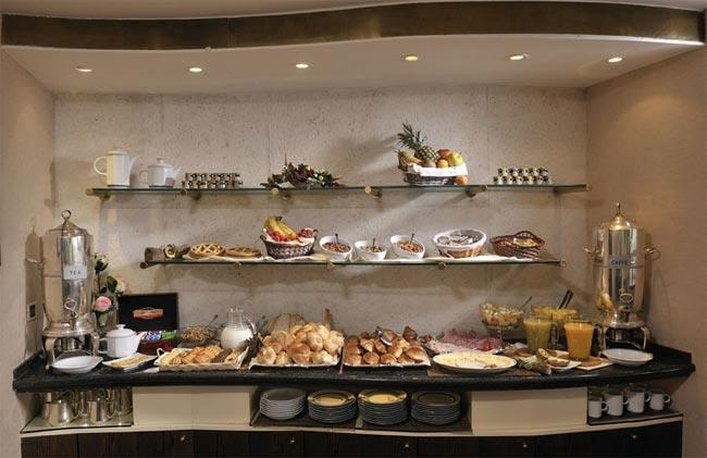 Best Western Hotel Piccadilly - Breakfast Area