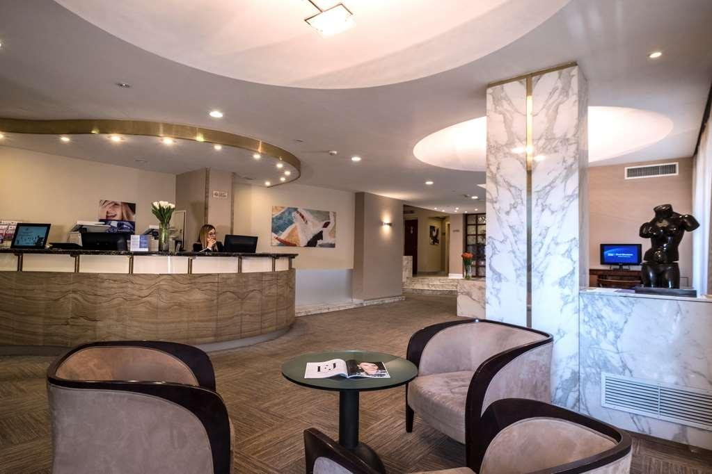 Best Western Hotel Piccadilly - Vue du lobby