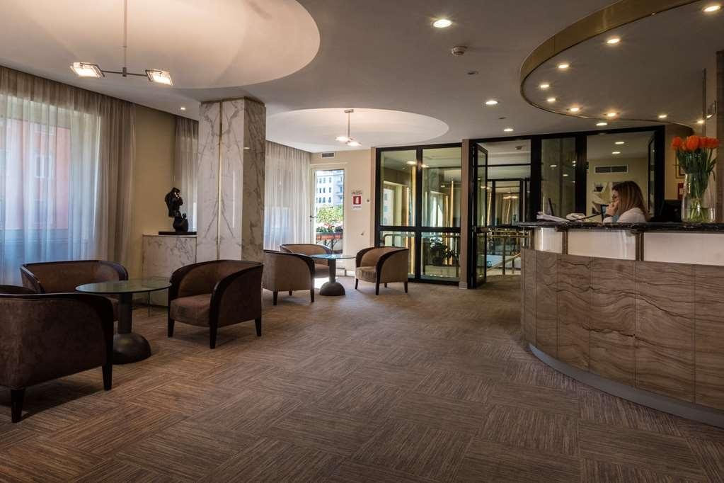 Best Western Hotel Piccadilly - Lobbyansicht