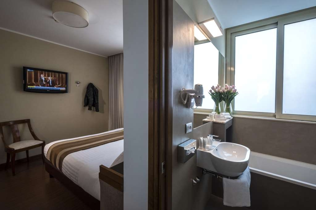 Best Western Hotel Piccadilly - Chambre d'agrément