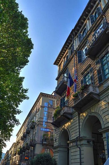 Best Western Hotel Genio - Area esterna