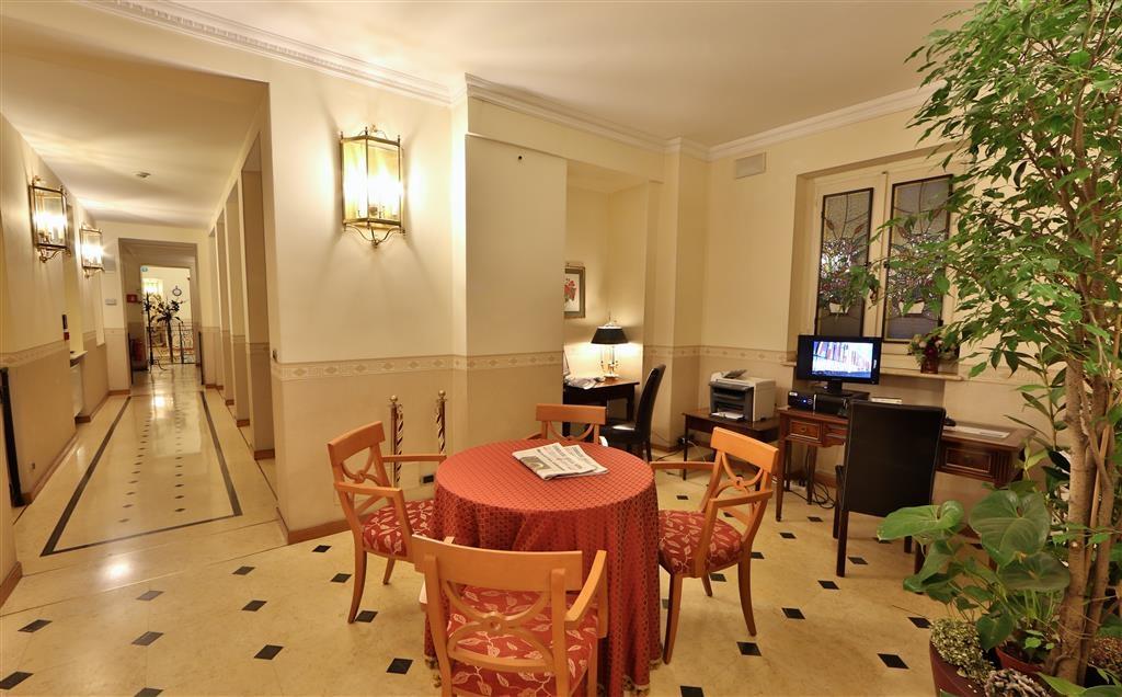 Best Western Hotel Genio - Vue du lobby