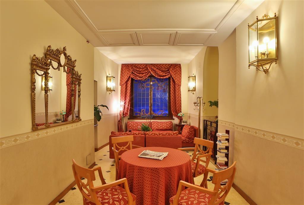 Best Western Hotel Genio - Lobby