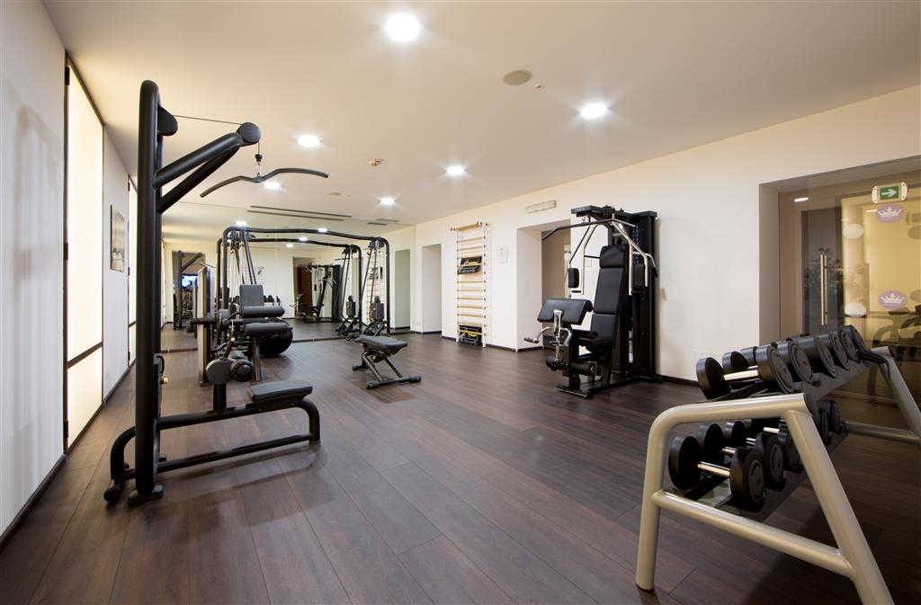Best Western Hotel Genio - Gym