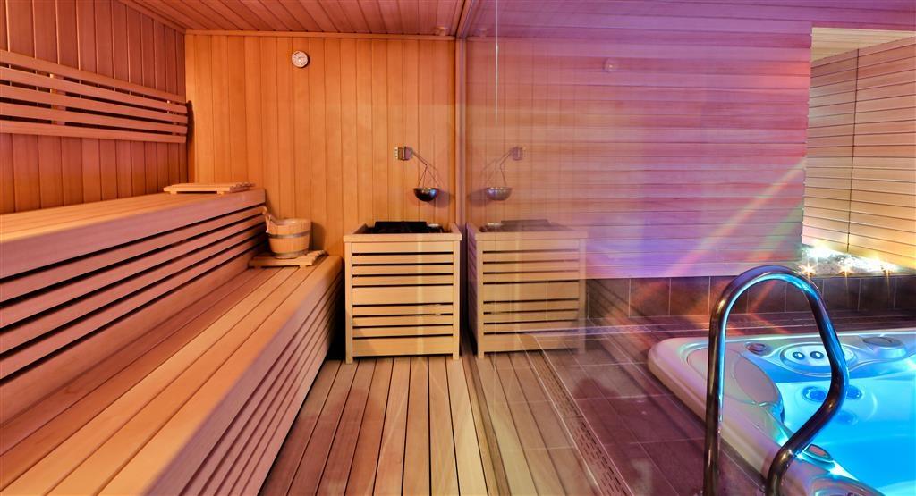 Best Western Hotel Genio - Sauna