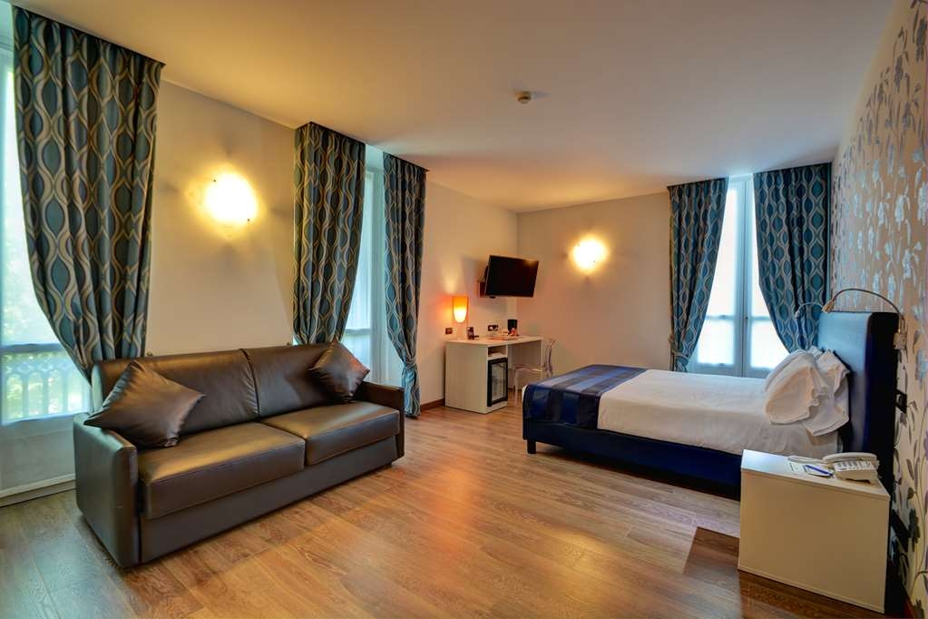 Best Western Hotel Genio - Guest Room