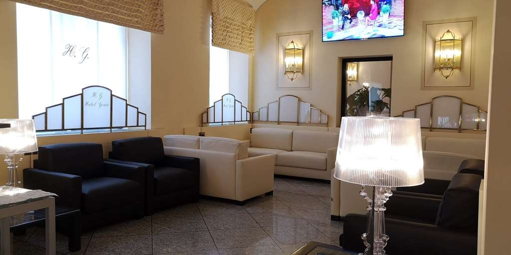 Best Western Hotel Genio - Bar / Lounge