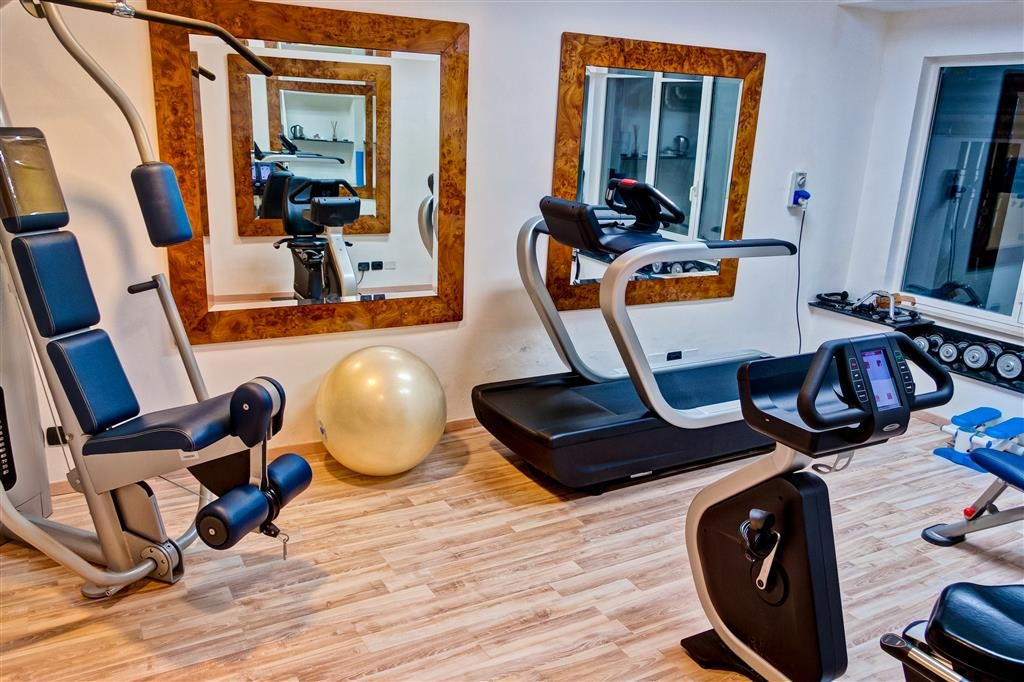 Best Western Hotel Rivoli - exercise chambre