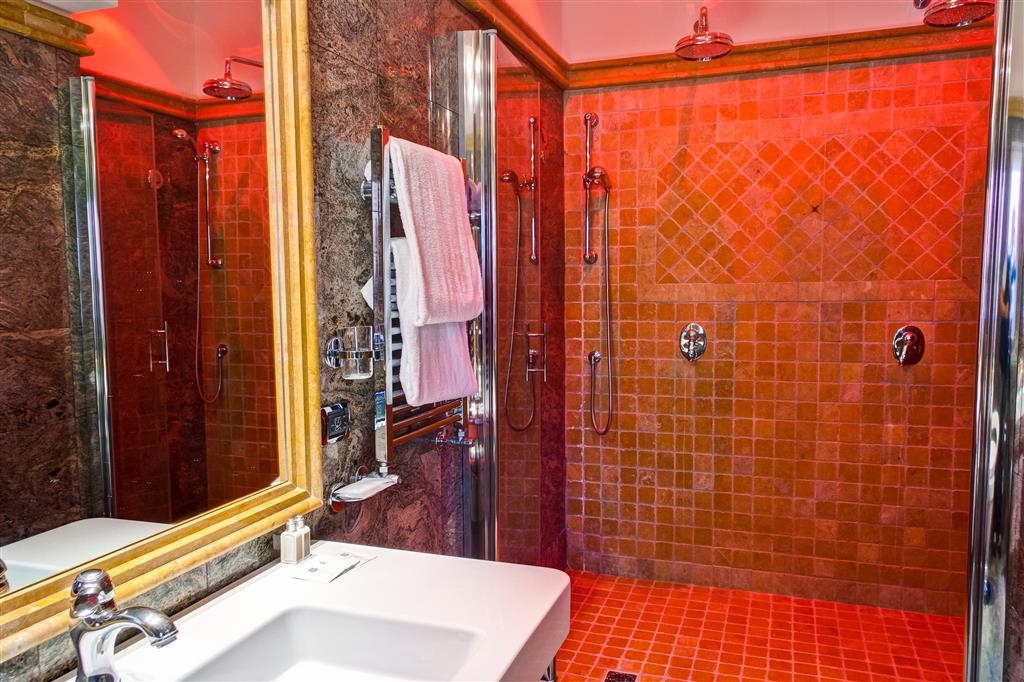 Best Western Hotel Rivoli - Badezimmer