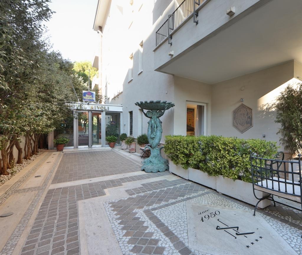 Best Western Hotel Rivoli - Außenansicht