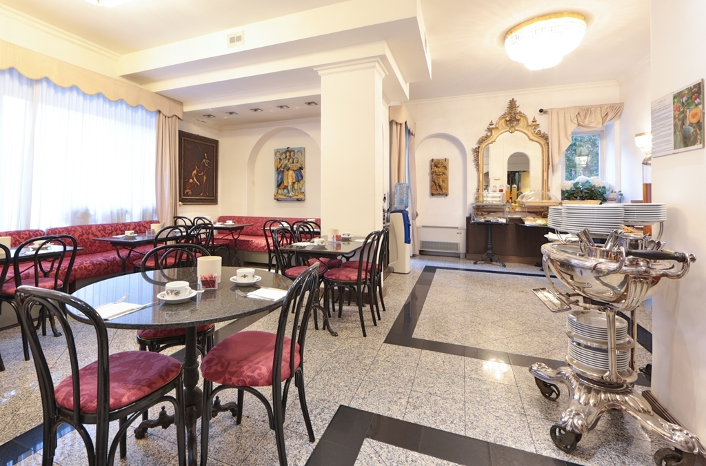 Best Western Hotel Rivoli - Frühstücksbuffet