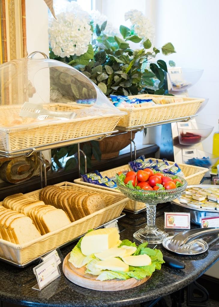 Best Western Hotel Rivoli - Prima colazione a buffet