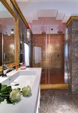 Best Western Hotel Rivoli - Gästebad