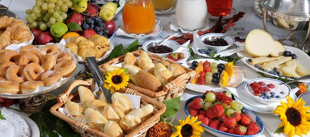 Hotel Paradiso, BW Signature Collection - Prima colazione a buffet