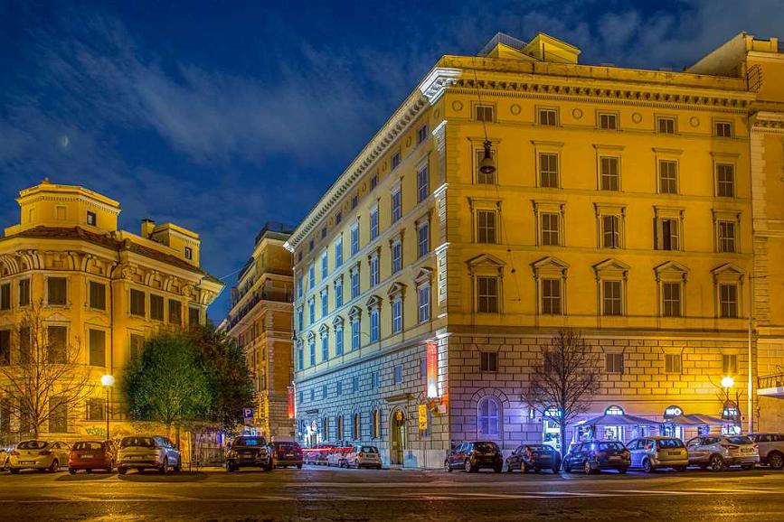Hotel in Rome | Hotel Canada, BW Premier Collection
