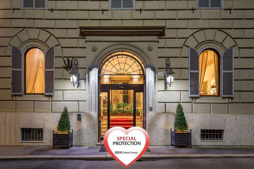 Hotel Canada, BW Premier Collection - Area esterna