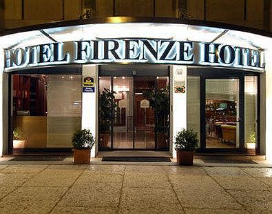 Hotel Firenze, Sure Hotel Collection by Best Western - Vista exterior