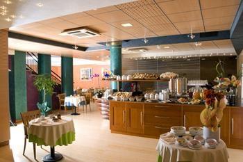 Best Western Hotel Firenze - Frühstücksbereich