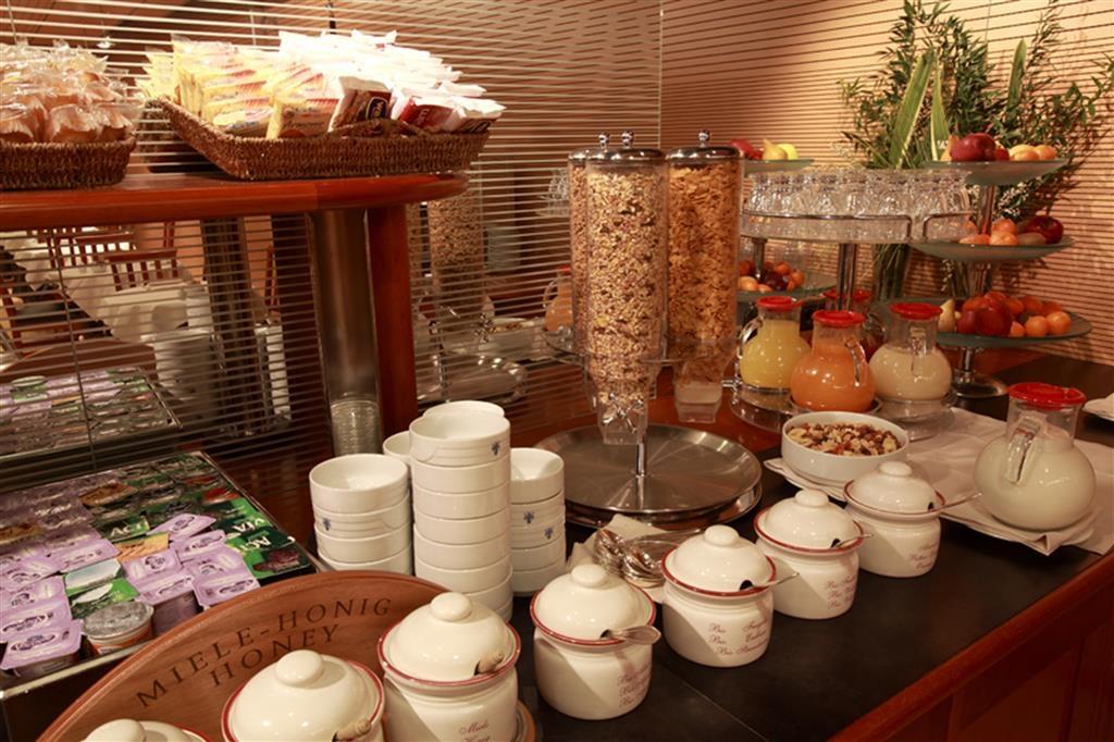 Best Western Hotel Firenze - Restaurant / Gastronomie