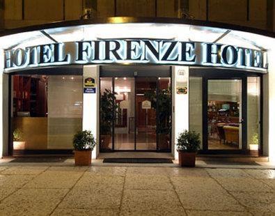 Best Western Hotel Firenze - Facciata dell'albergo