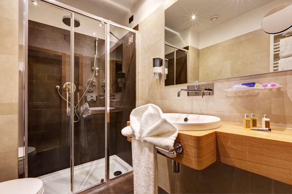 Best Western Hotel President - Badezimmer