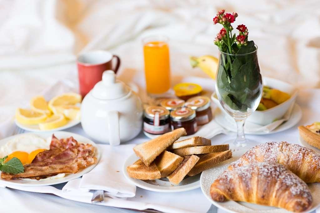 Best Western Hotel President - Restaurant / Gastronomie