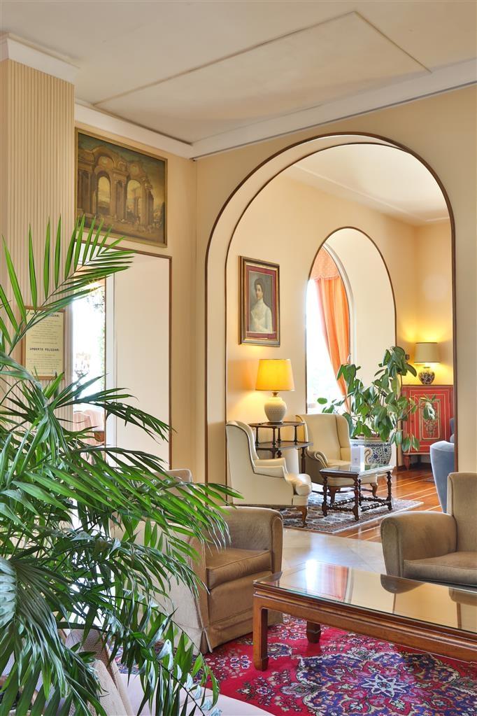 Best Western Regina Elena - Hotel Lobby
