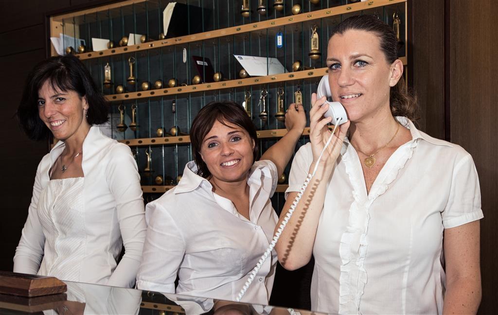 Best Western Regina Elena - Hotel Staff
