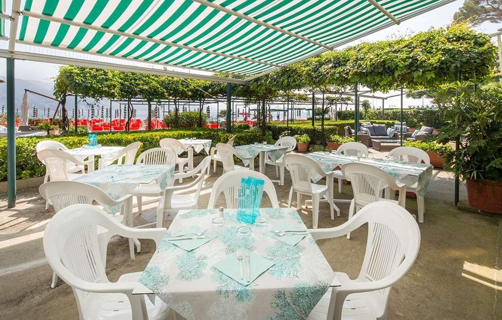 Best Western Regina Elena - Beach Restaurant