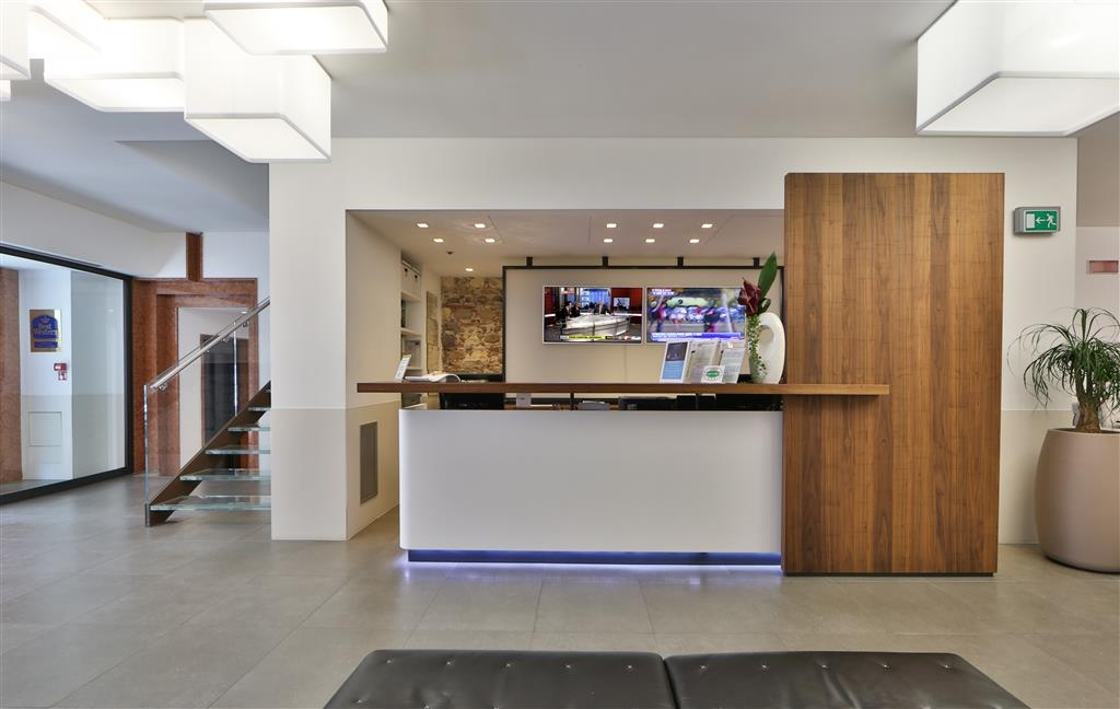 Best Western Plus Hotel De Capuleti - Vue du lobby
