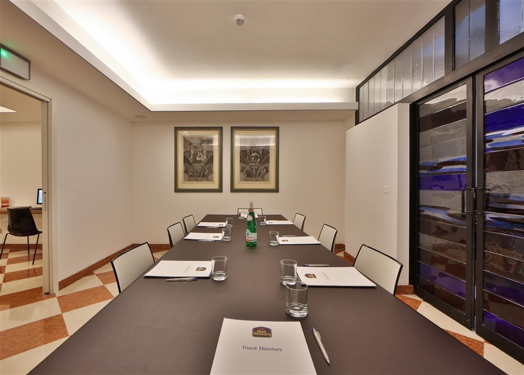 Best Western Plus Hotel De Capuleti - Salle de réunion