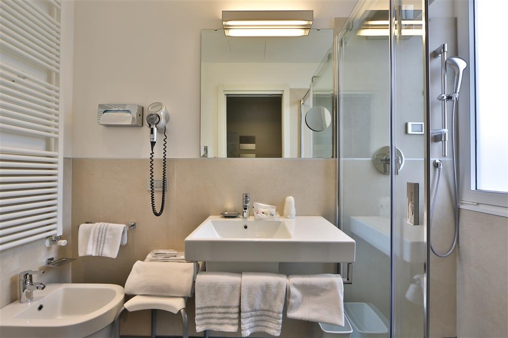 Best Western Plus Hotel De Capuleti - Bathroom Double Superior room