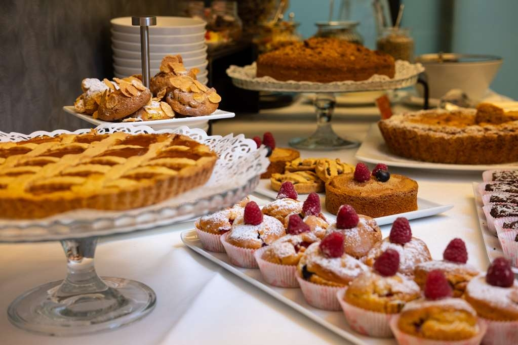Best Western Plus Hotel De Capuleti - Breakfast details