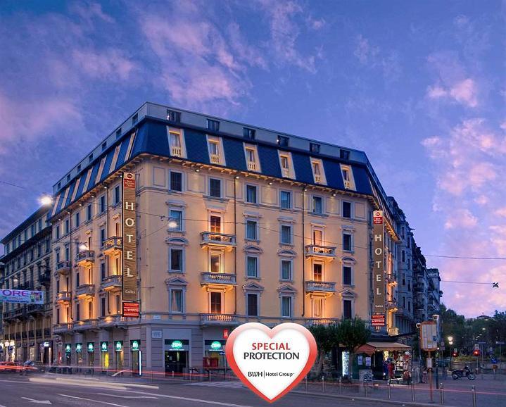 Best Western Plus Hotel Galles - Aussenansicht
