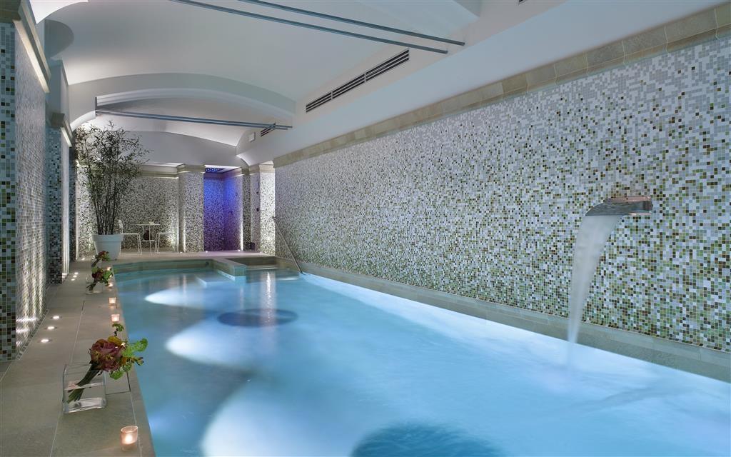 Best Western Plus Hotel Galles - Indoor Swimming Pool