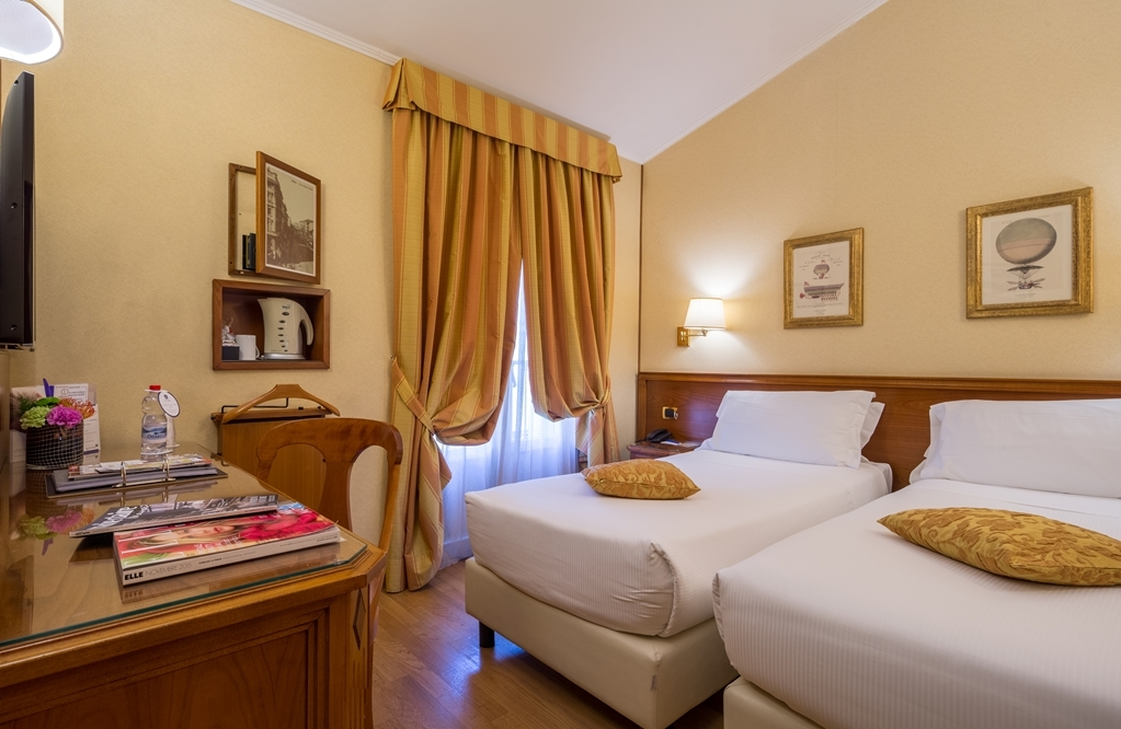 Best Western Plus Hotel Galles - Standard Two Twin Bed Guest Room