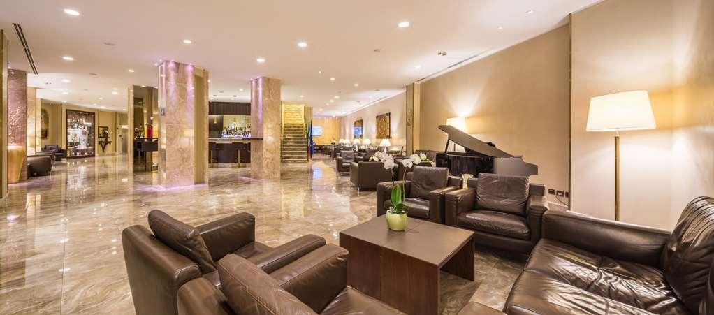 Best Western Plus Hotel Galles - Vue du lobby