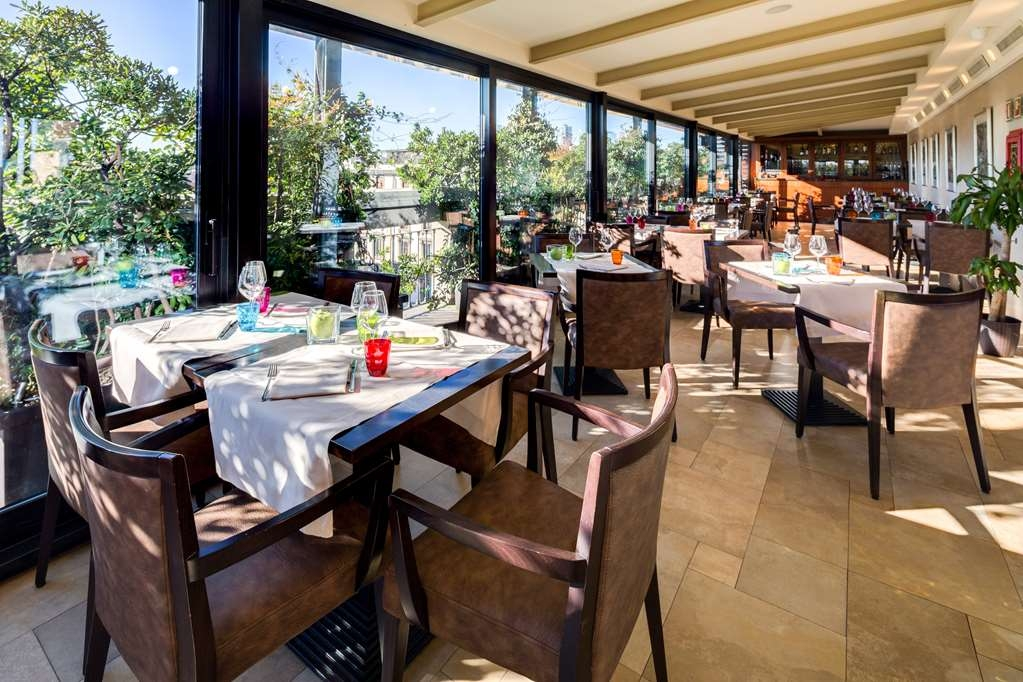 Best Western Plus Hotel Galles - Restaurant La Terrazza