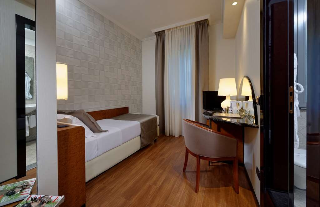 Best Western Hotel City - Comfort Single Room