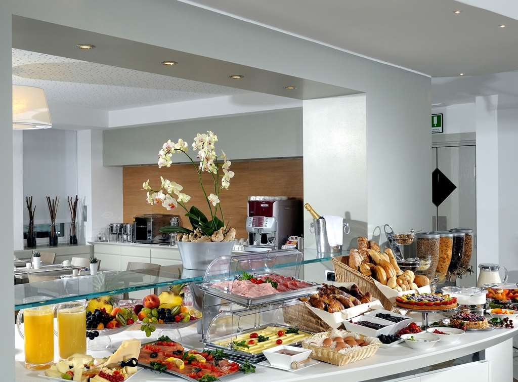 Best Western Hotel City - buffet