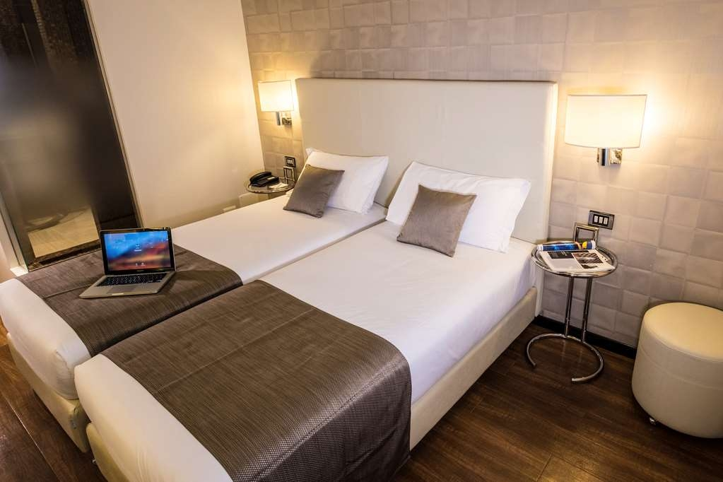 Best Western Hotel City - Zimmer Annehmlichkeiten