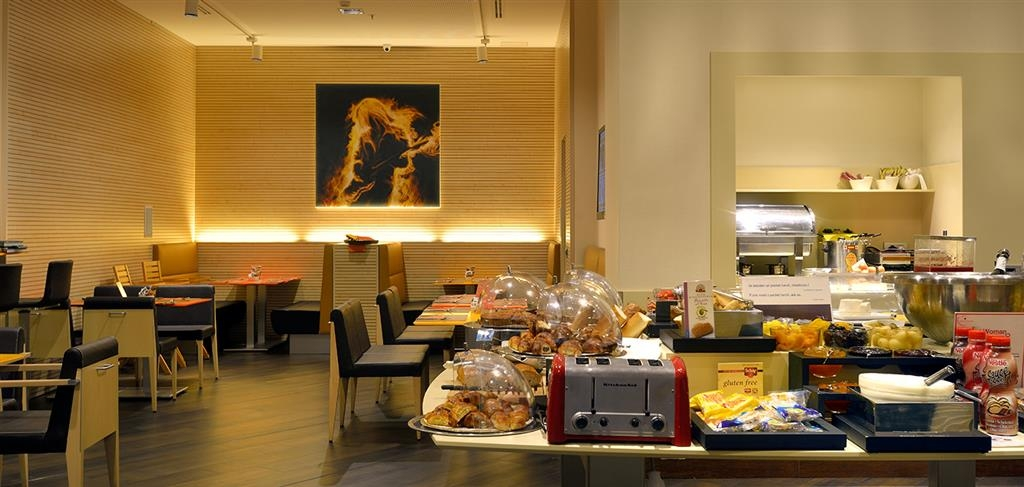 Best Western Plus City Hotel - Area colazione