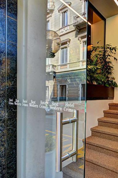 Best Western Hotel Crimea - Vista esterna