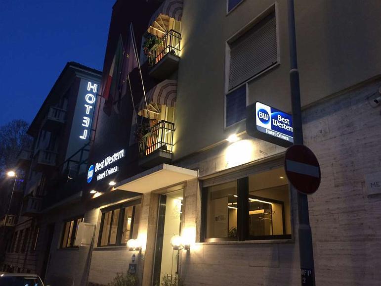 Best Western Hotel Crimea - Aussenansicht