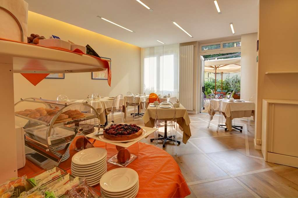 Best Western Hotel Crimea - Frühstücksbereich